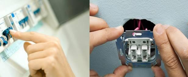 Можно ли перенести выключатель в другое место, не штробя стену, и как это лучше всего сделать своими руками?