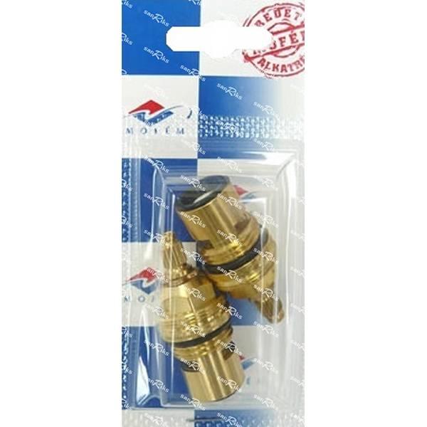Хитрости сантехника: ремонт кран-буксы без покупки ремкомплекта с помощью смекалки и подсобных материалов