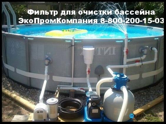 Фильтр для колодезной воды: разновидности устройств, какой лучше выбрать