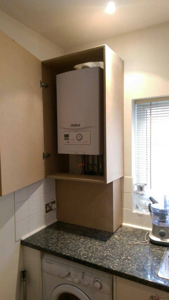 Дизайн маленькой кухни с газовой колонкой – способы, позволяющие скрыть оборудование - 25 фото