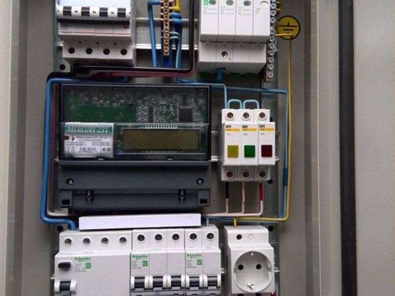 Процесс монтажа электрощита в квартире: инструкция +видео