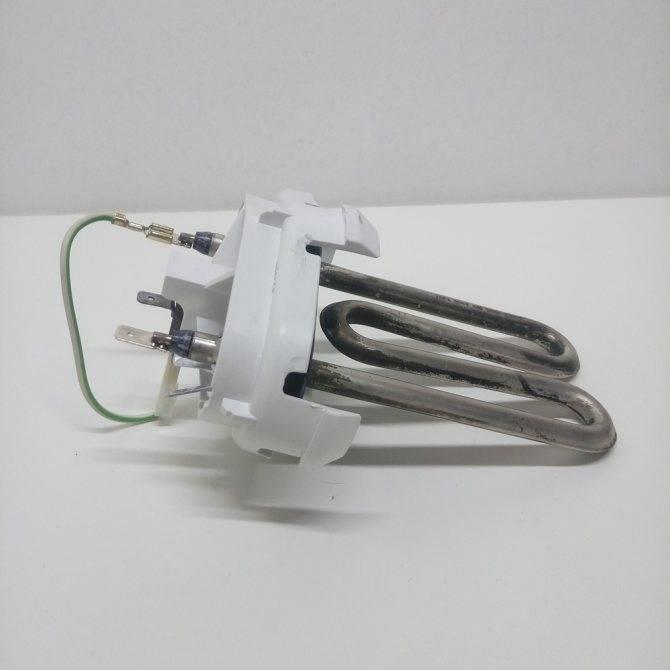 Как поменять тен на стиральной машине бош, как достать нагревательный элемент и заменить его своими руками