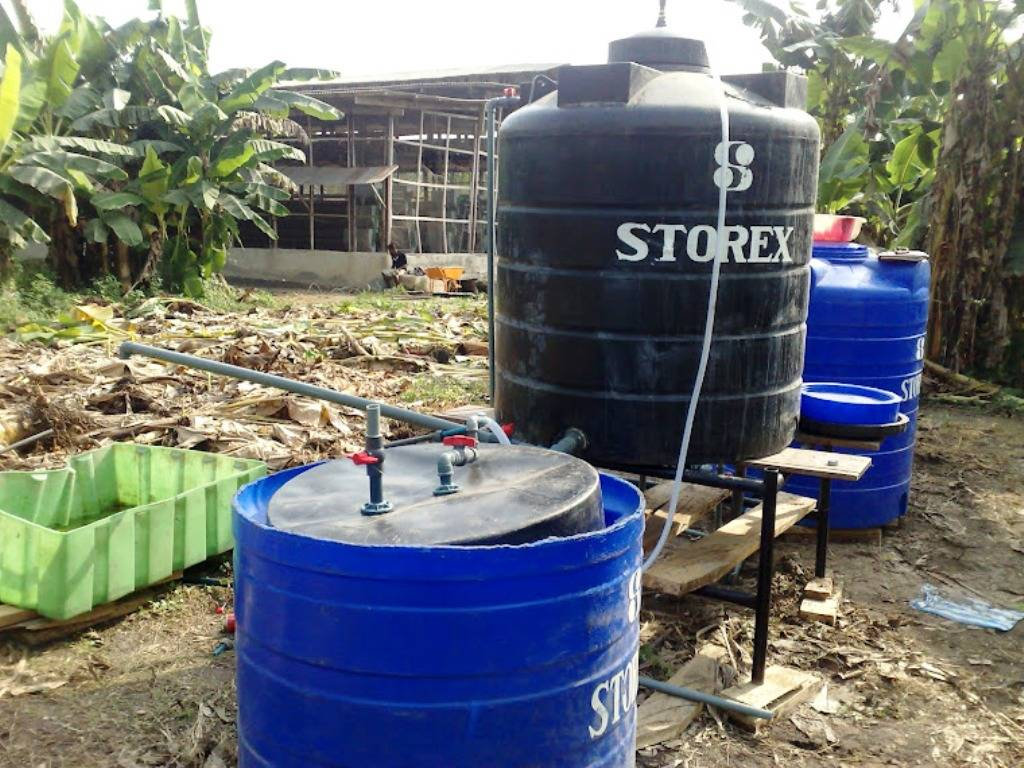 Биогаз своими руками: схема создания простейшей биогазовой установки