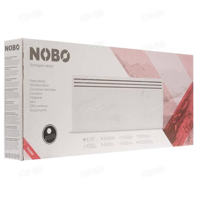 Система управления конвекторами nobo energy control