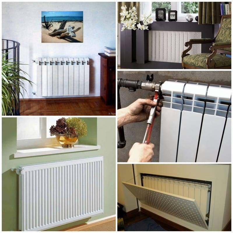 Какие радиаторы отопления лучше выбрать для квартиры — советы специалистов