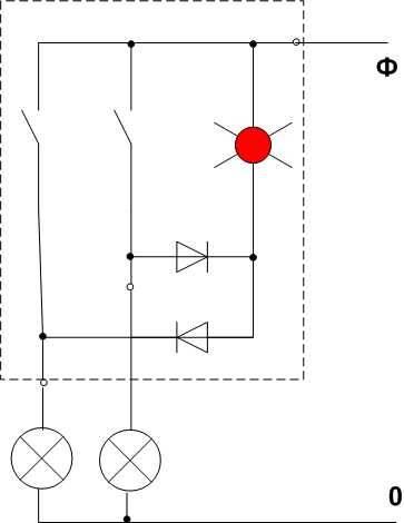 Как сделать подсветку выключателя своими руками