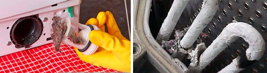 Как почистить фильтр в стиральной машине: где находится и как снять