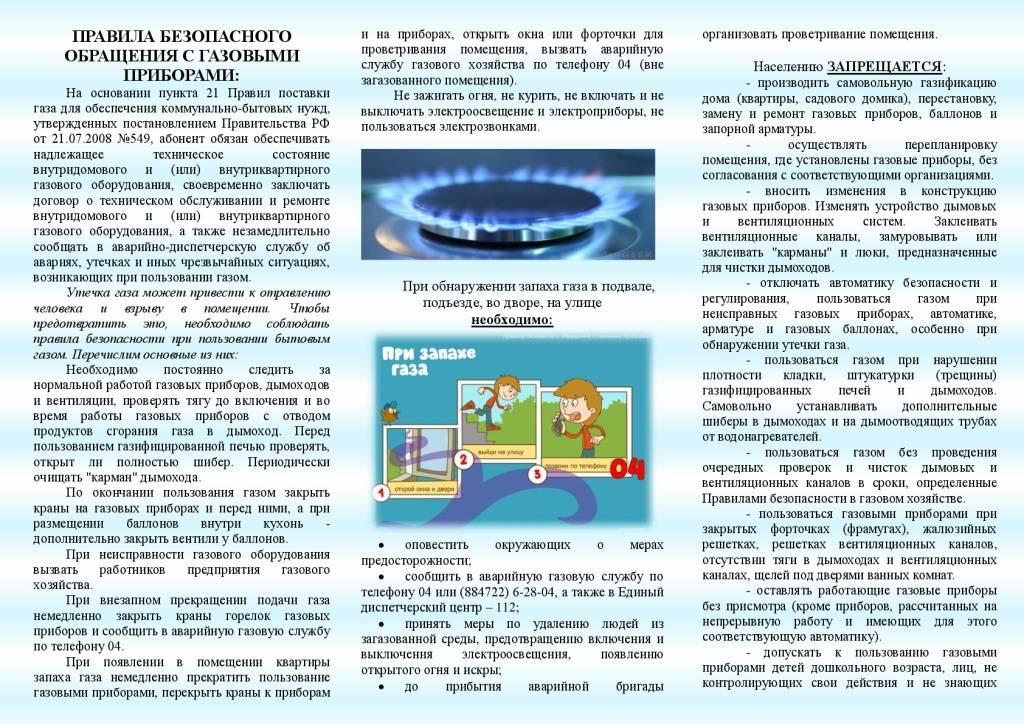 Правила эксплуатации газового оборудования в жилых домах: меры и нормы безопасного использования!