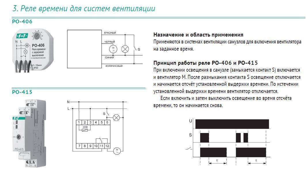 Реле для бытовых электросетей: виды, назначение и принцип работ
