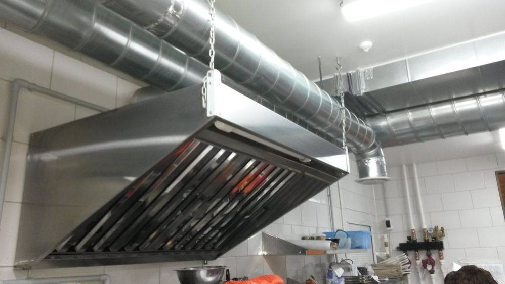 Приточно-вытяжная система с рециркуляцией, водяным нагревателем и водяным охладителем