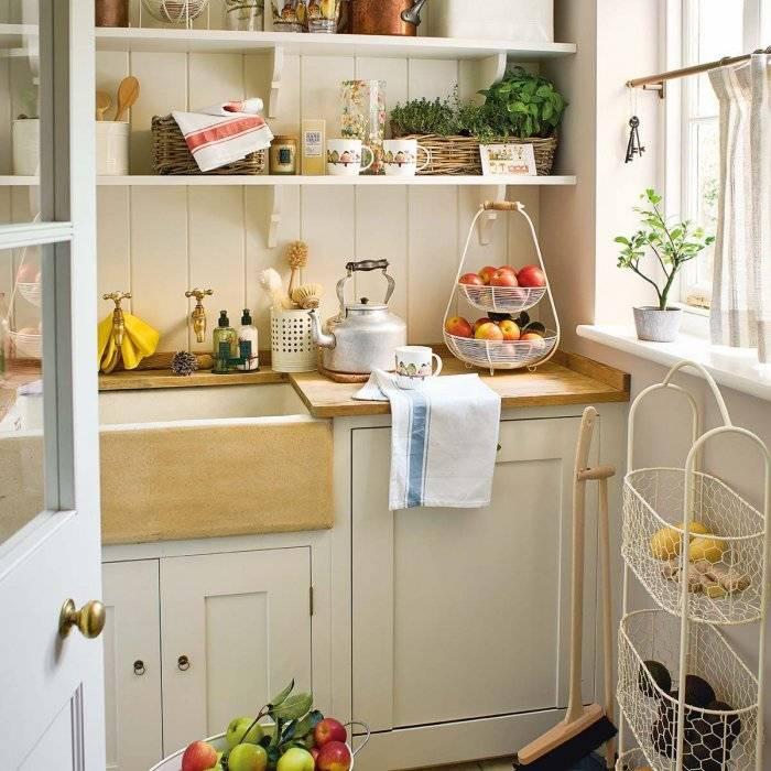 Удобная кухня: золотые правила обустройства (60 фото)