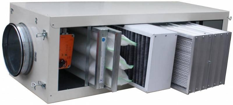 Замена фильтров в кондиционерах и приточных установках