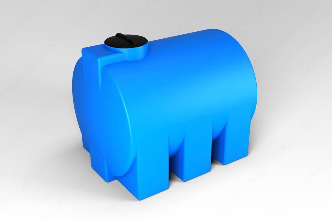 Выбираем емкость для воды на дачу - критерии выбора и процесс установки