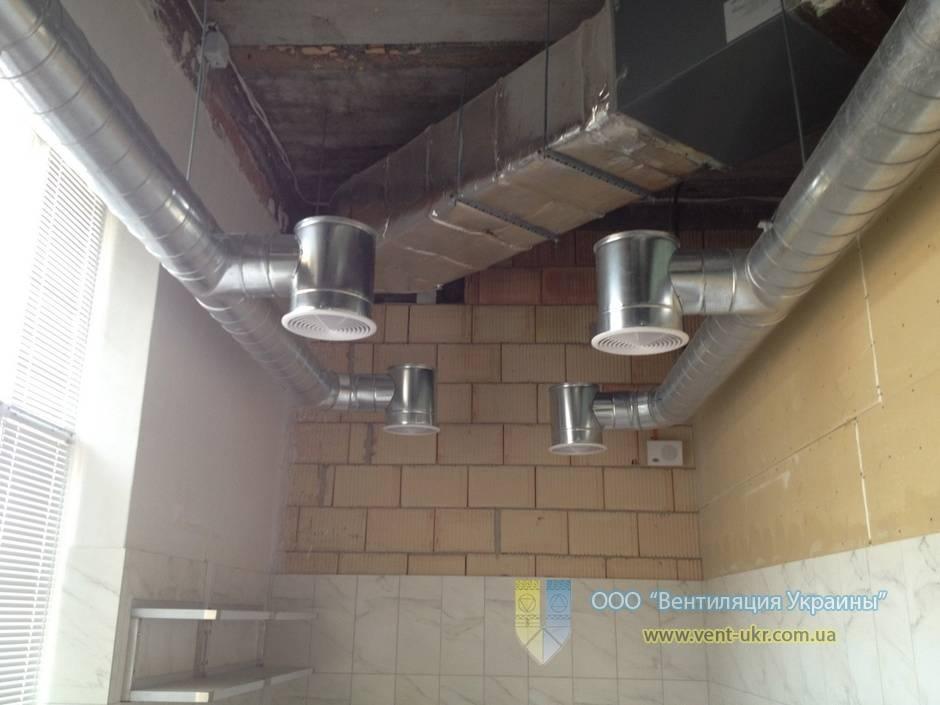 Выбор формы и материала пластиковых вентиляционных труб — таблицы размеров и сечений