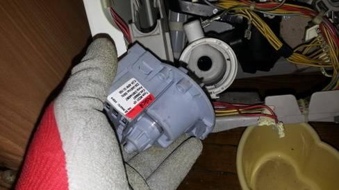 Где находится помпа в стиральной машине: советы по ремонту