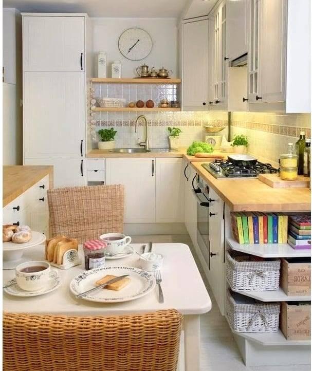 Как сделать кухню уютной: реальные фото примеры, интересные идеи