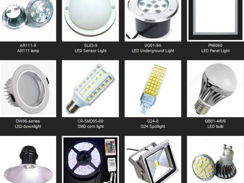 Какие светодиодные лампы лучше для дома?