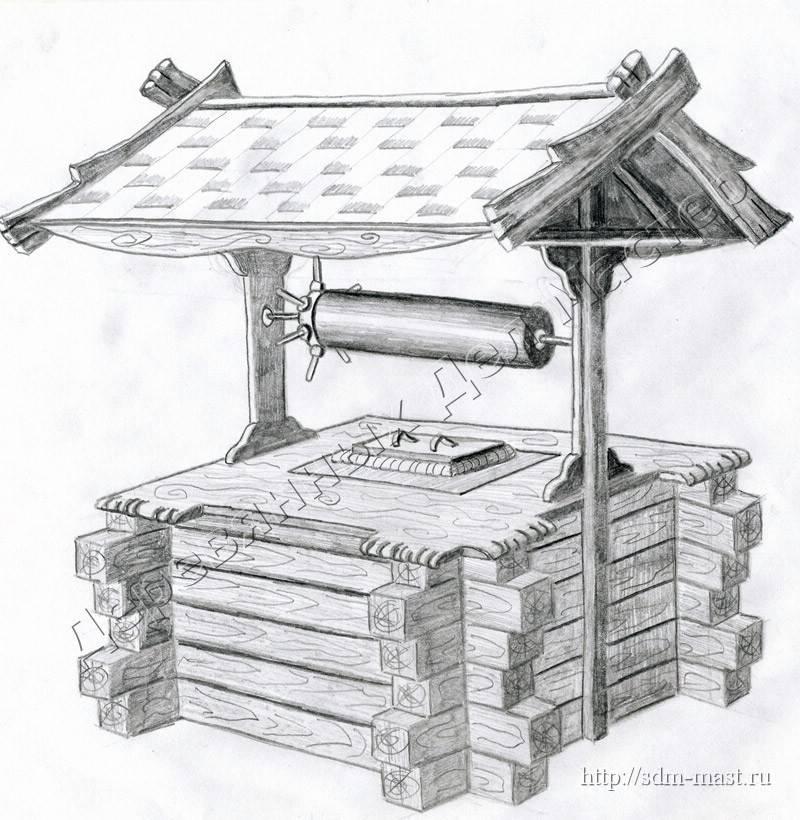 Копка колодца своими руками: как копать колодец, как вырыть, выкопать вручную, копка колодцев с кольцами