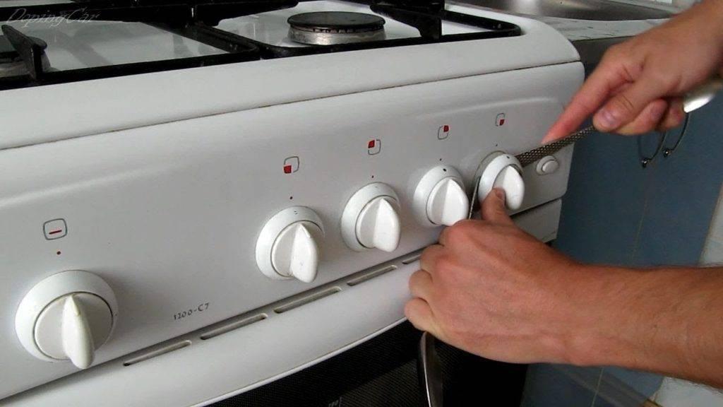 Газовая плита или духовка гаснет, не держит пламя, почему?