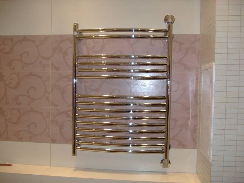 Замена полотенцесушителя в ванной своими руками — пошаговое видео и фото инструкция