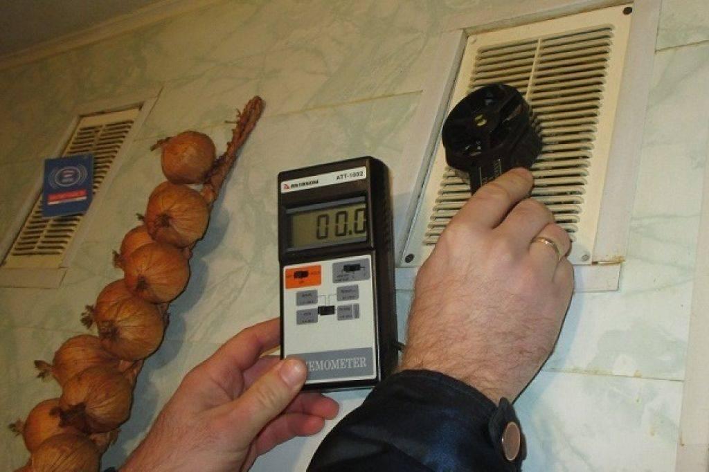 Проверка вентиляции в квартире: советы, особенности и помощь