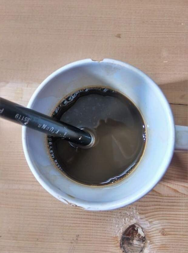 Как изготовить морилку для дерева из кофе