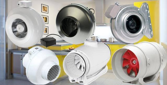 Канальный вентилятор для вытяжки: виды, выбор, монтаж