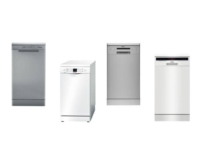 ️лучшие узкие (45 см) посудомоечные машины 2021 года