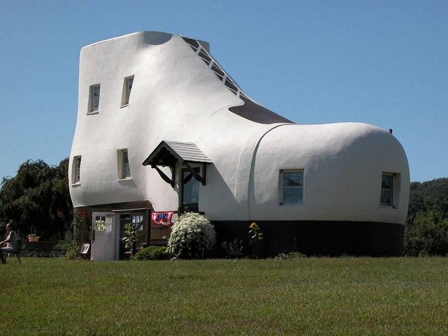 20 самых необычных домов :: инфониак