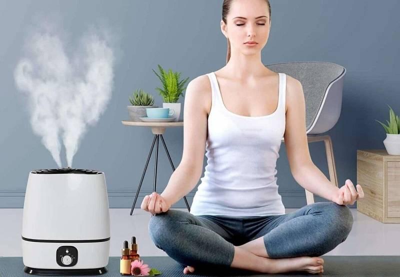 Как правильно пользоваться увлажнителем воздуха в доме и квартире