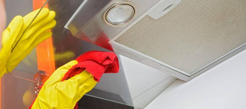 Как почистить вытяжку на кухне от жира и пыли – 12 средств для мытья кухонной вытяжки и фильтров