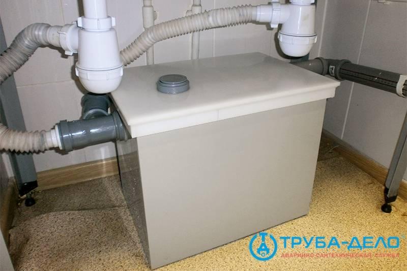 Жироуловитель для канализации: устройство, прицип действия и монтаж