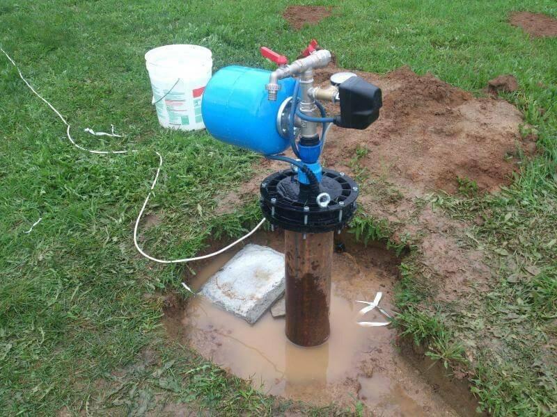 Технология бурения скважин на воду: основные методы