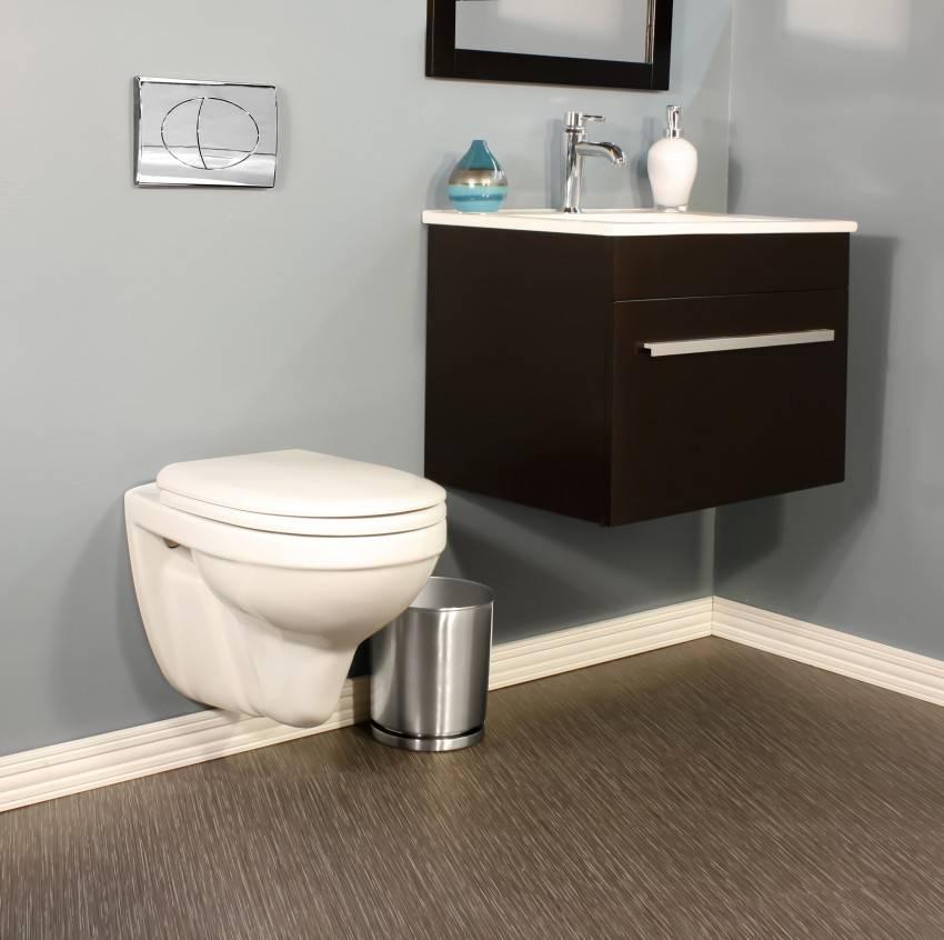 Дизайн туалета 2021 года - 200 фото эксклюзивных идей оформления и ремонта