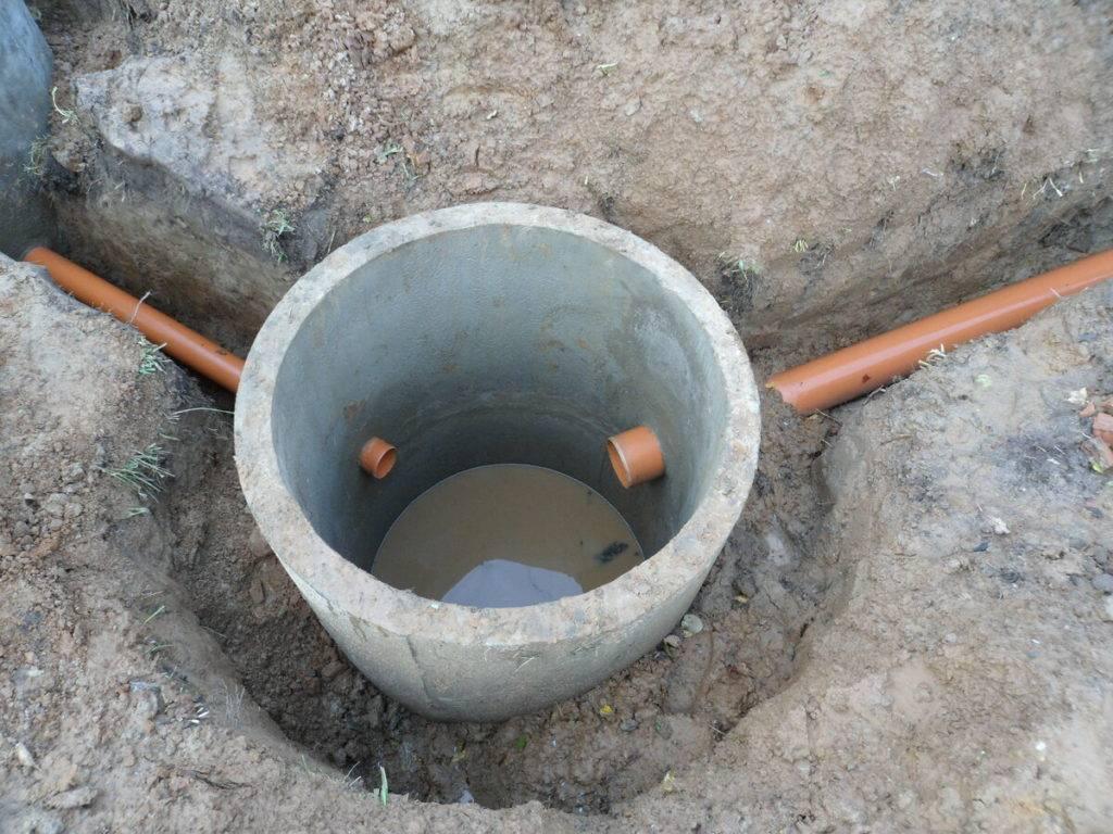 Устанавливаем кольца для канализации своими руками: подробный план монтажа