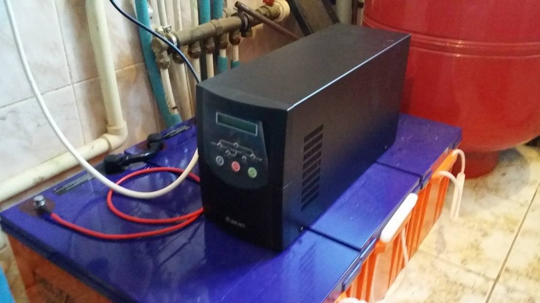 Бесперебойник для газового котла: продлеваем срок службы оборудования