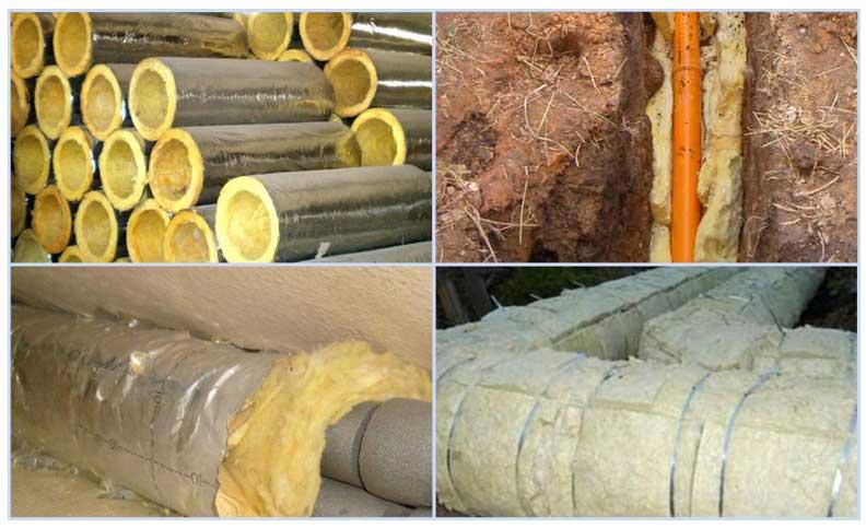 Утеплитель для канализационных труб: виды, скорлупа для утепления труб канализации в частном доме и на улице, как утеплить своими руками