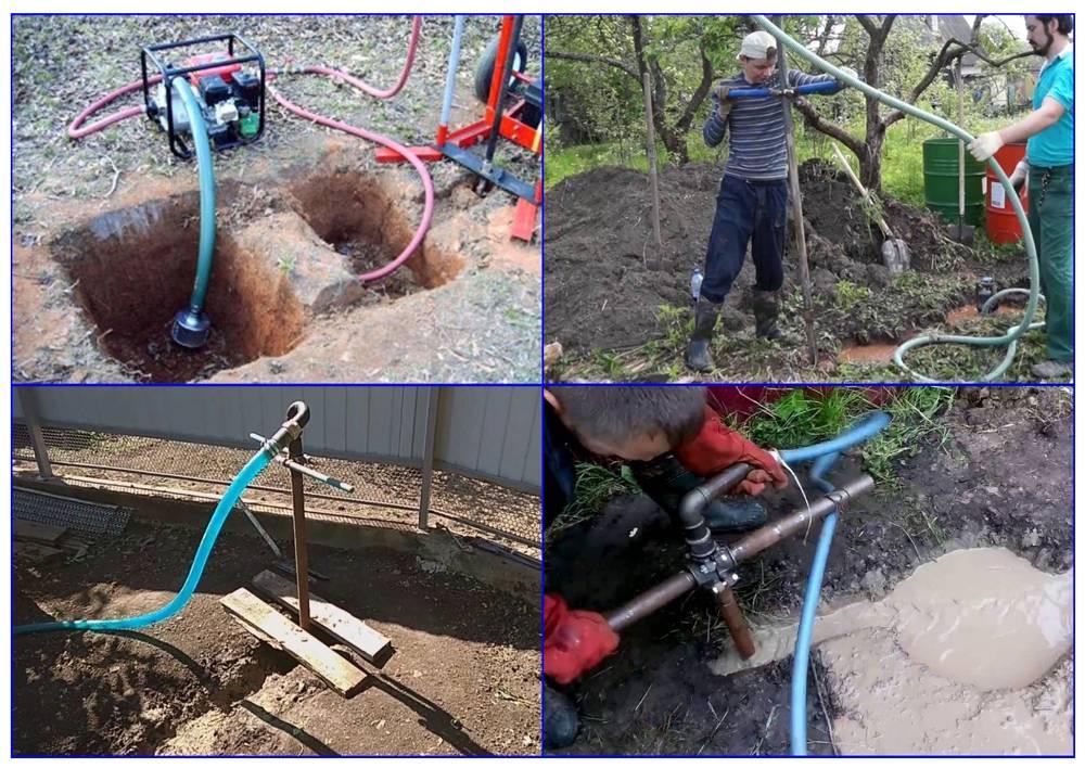 Бурение скважины на воду своими руками - строительство и ремонт