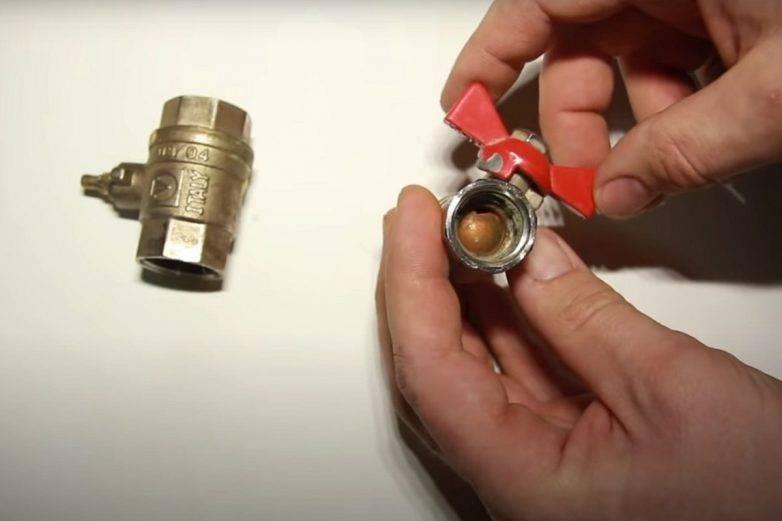 Ремонт вентиля: подробная инструкция