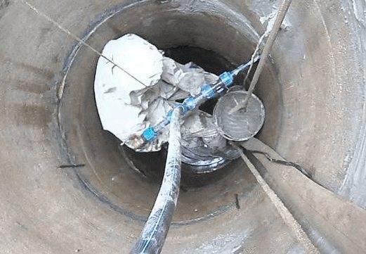 Как производится гидроизоляция швов колодца