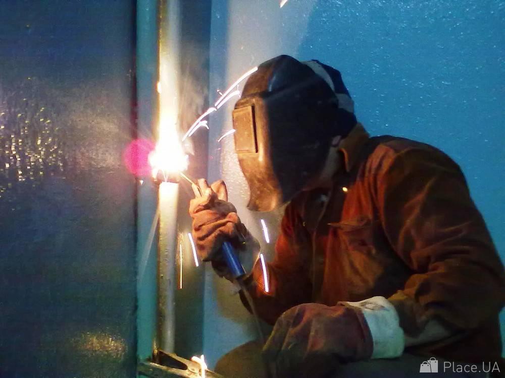 Замены батарей отопления методом газосварки