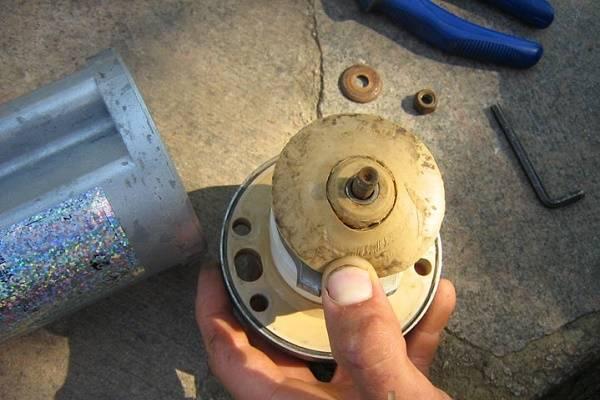 Особенности ремонта разных моделей насосов водолей