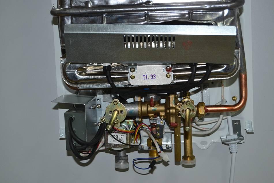 Газовая колонка нева не зажигается, не включается — ремонт этих и других неисправностей