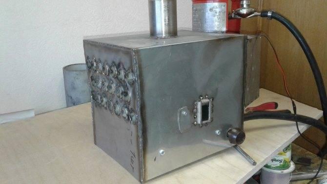 Газовый конвектор своими руками: монтаж готовых моделей + примеры самоделок | отделка в доме