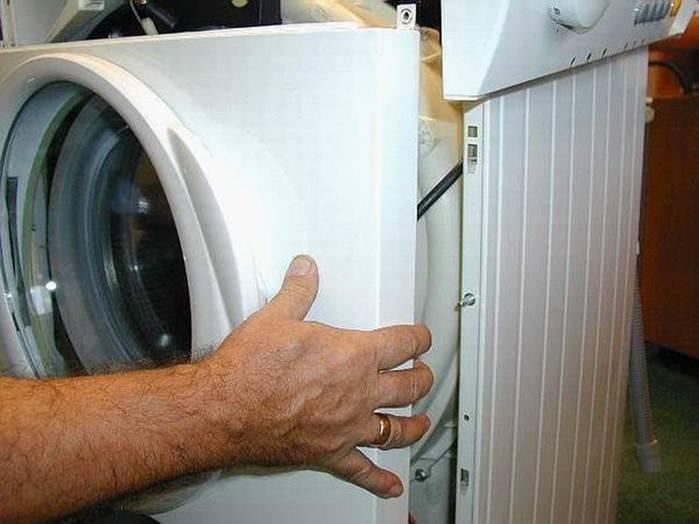 Замена подшипников своими руками - пошаговая инструкция по замене подшипника в стиральной машине