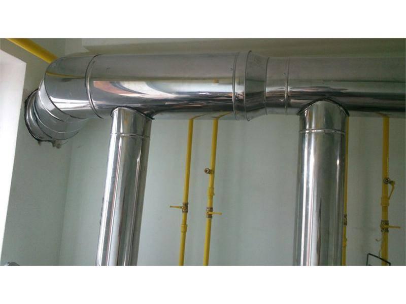 Сэндвич труба для вентиляции: вентиляционные трубы из оцинкованной стали утепленные, виды, особенности