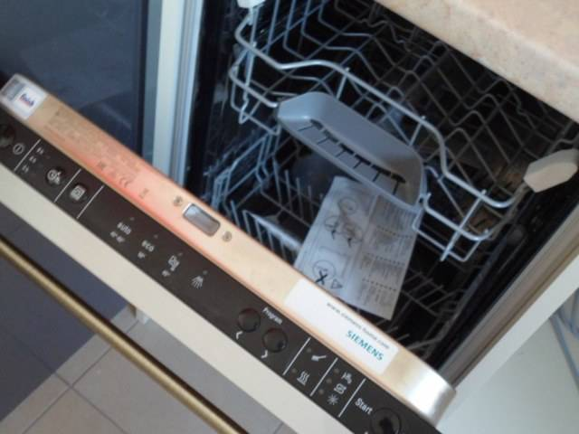 7 лучших посудомоечных машин siemens