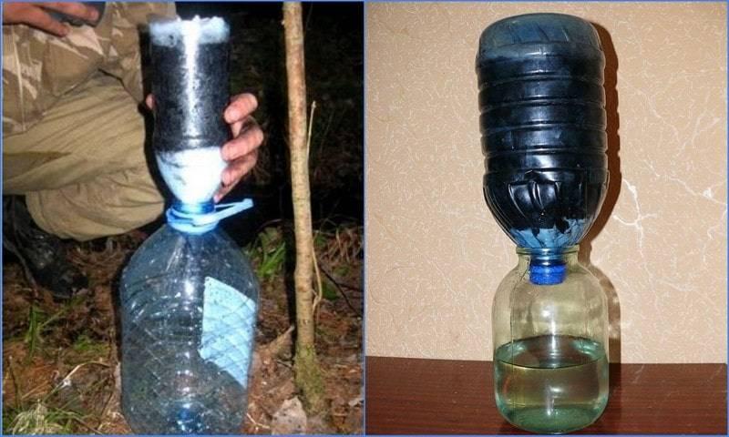 Изготовление фильтра для воды своими руками
