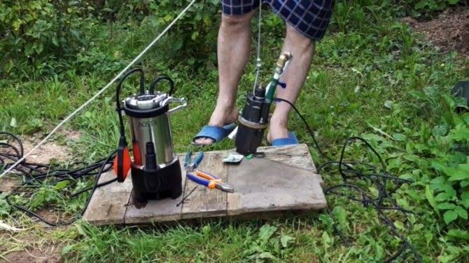 Обзор лучших приспособлений для чистки колодцев и методов их использования