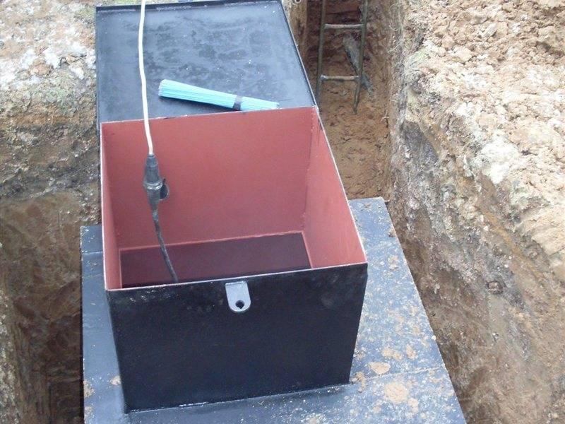 Установка кессона на скважину: виды кессонов, монтаж своими руками